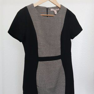 Formal Black and Gray Dress